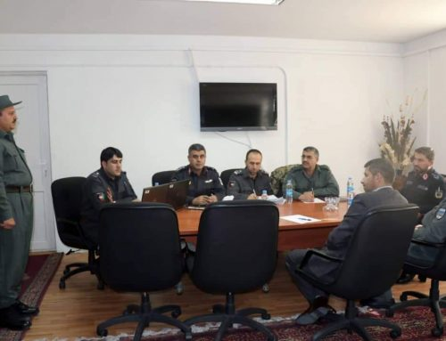 The recruitment board committee was held at the Operational Deputy of NPPF