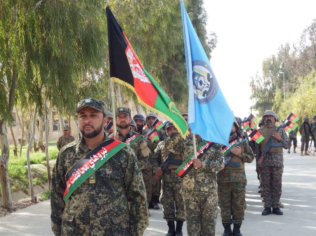 28th FEBRUARY, ANDSF Day was celebrated by NPPF forces at the Kandahar convoys detachments